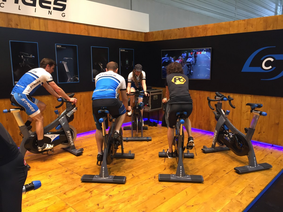 Engage Members with Indoor Cycling Software